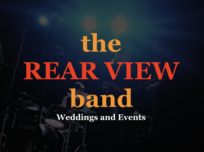 the REAR VIEW band